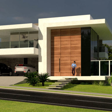 Maquete Casa FP