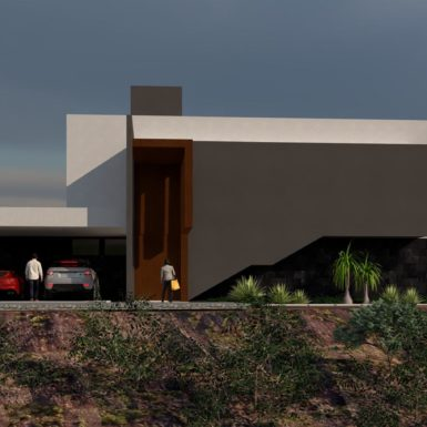 Maquete Casa LG