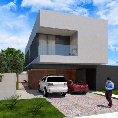 Maquete Casa RJ