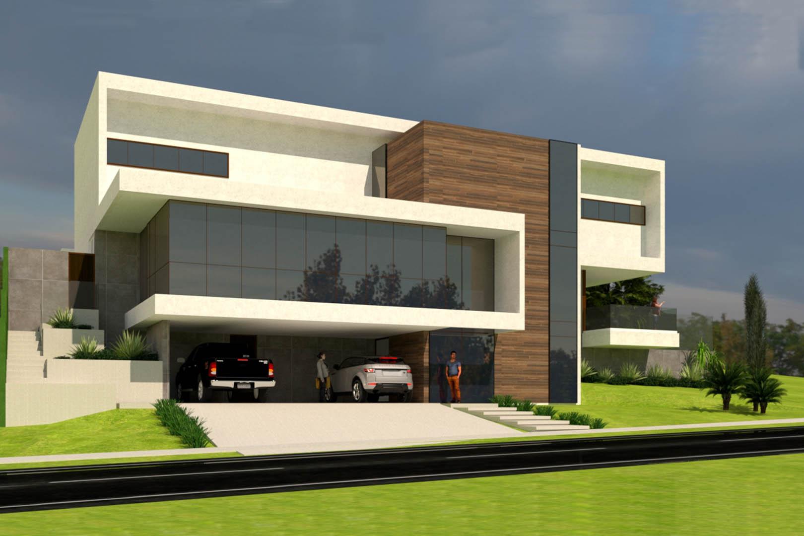 Maquete Casa SM