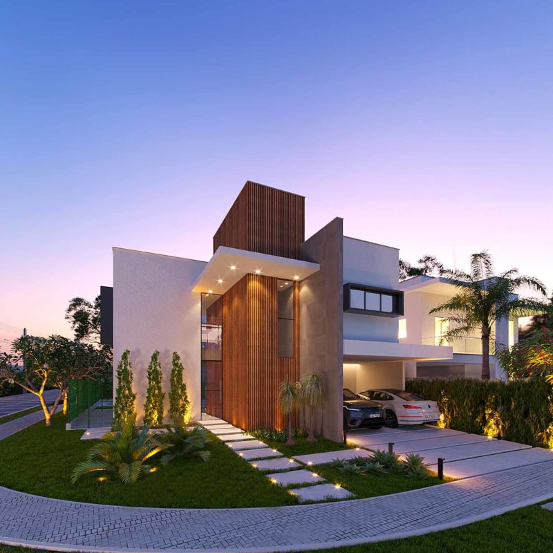 Maquete Casa NM
