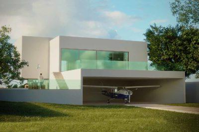 Maquete Condominio Fly Village